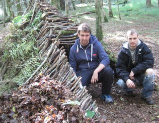 Bushcraft Brecon